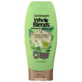 Garnier Whole Blends Conditioner with Green Apple
