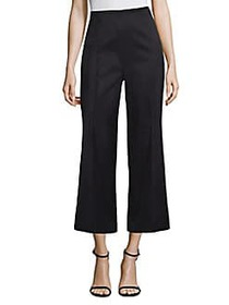 Max Mara Tirana Cropped Pants BLACK