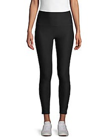 Reebok High-Rise Leggings BLACK