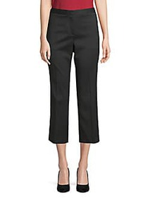 Burberry Casual Cropped Pants BLACK
