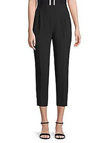 Max Mara Bonito Ankle-Length Pants BLACK