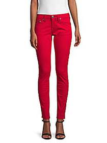 True Religion Skinny-Fit Jeans RUBY RED