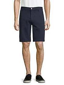 7 For All Mankind Stretch Chino Shorts NAVY