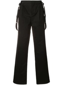 Moschino braces trousers