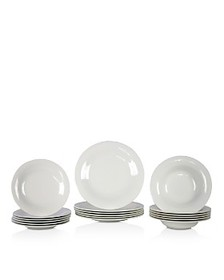 Villeroy & Boch - New Cottage 18-Piece Dinnerware