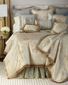 Sweet Dreams Queen Crystal Palace Duvet Cover