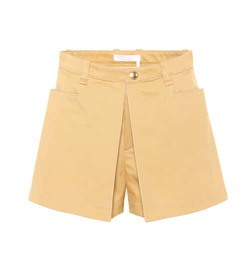 Chloé Cotton shorts
