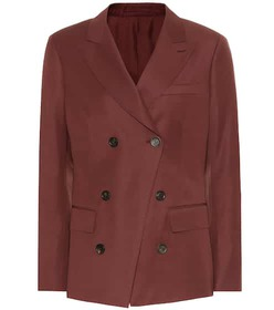 Salvatore Ferragamo Wool jacket