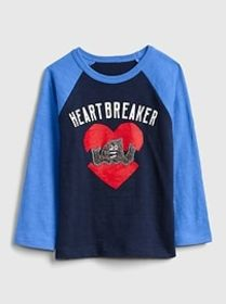 Love Graphic Long Sleeve T-Shirt