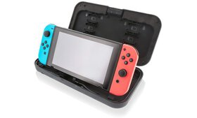 Nyko Power Shell Case with Battery Pack for Ninten
