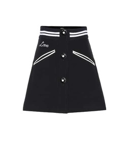 Miu Miu Wool skirt