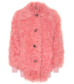 Miu Miu Lamb fur jacket