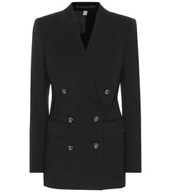 Burberry Patterdale wool and silk-blend jacket