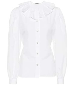 Miu Miu Cotton shirt
