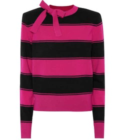 Marc Jacobs Striped wool sweater