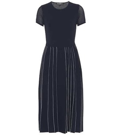 Salvatore Ferragamo Knit midi dress