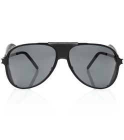 Saint Laurent Classic 11 Blind Spoiler aviator sun