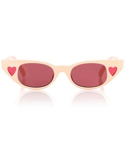 Le Specs x Adam Selman The Heartbreaker sunglasses