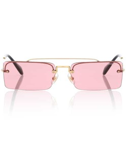 Miu Miu Rectangular sunglasses