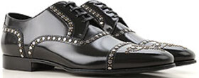 Dolce & Gabbana Lace Up Shoes