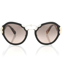 Prada Wanderer cat-eye sunglasses