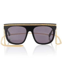 Stella McCartney Falabella Chain sunglasses