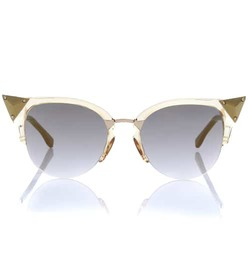 Fendi Embellished sunglasses