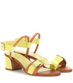 Tod's Patent leather sandals