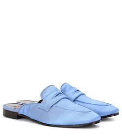 Bougeotte Satin slippers