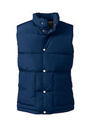 Lands End Men's 600 Down Vest