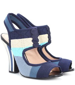 Fendi Knitted sandals