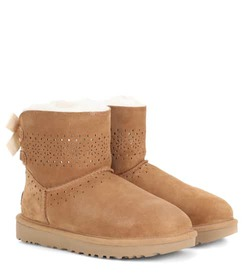 Ugg Dae Sunshine suede boots