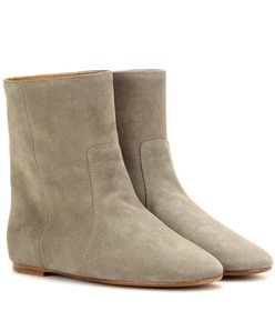 Isabel Marant Randy suede ankle boots