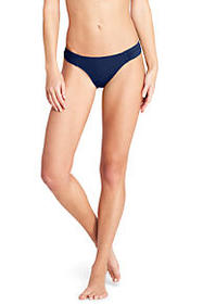 Lands End Women's Soft Side Bikini Bottoms