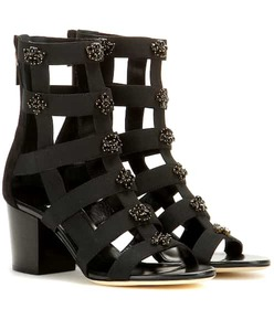 Jimmy Choo Myriad 65 embellished sandals