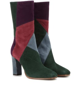 Etro Suede boots