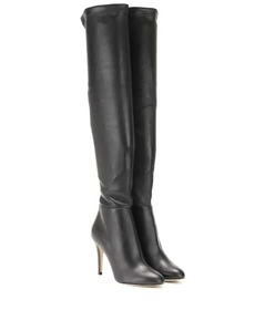 Jimmy Choo Toni leather over-the-knee boots