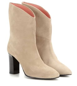 Acne Studios Ava suede ankle boots