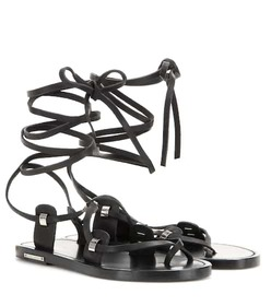 Isabel Marant Anil leather gladiator sandals