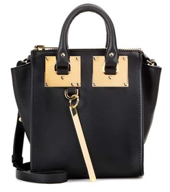 Sophie Hulme Holmes Small North South leather shou
