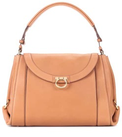 Salvatore Ferragamo Suzanna leather tote