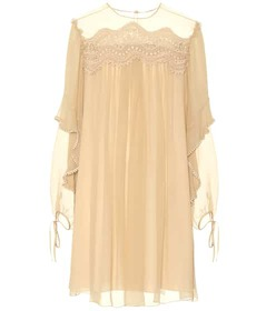 Chloé Exclusive to mytheresa.com – silk dress