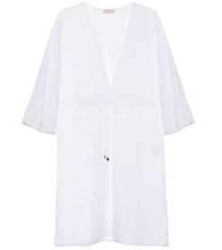 Tory Burch Broderie anglaise cotton dress