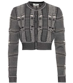 Fendi Cropped cardigan