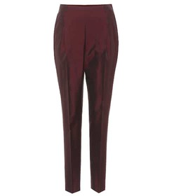 Etro Cotton and silk trousers