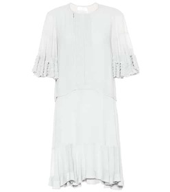 Chloé Crêpe dress