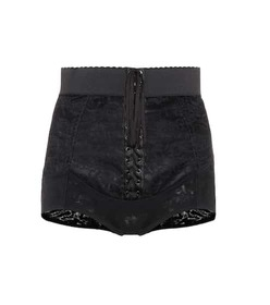 Dolce & Gabbana Lace-up shorts
