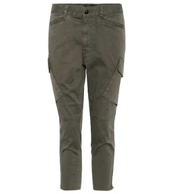 J Brand Margho mid-rise cargo jeans