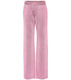 Bottega Veneta Wool and silk-blend trousers