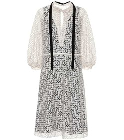 Dorothee Schumacher Into Lace cotton dress